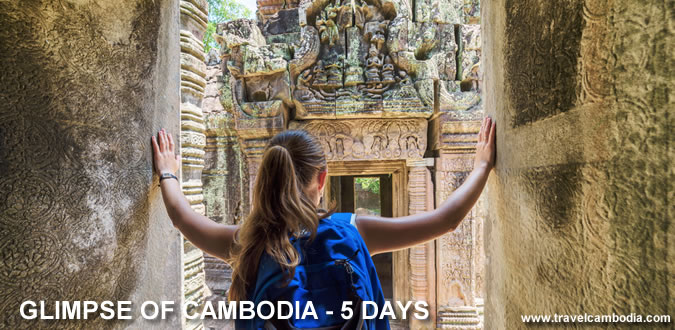 A Glimpse of Cambodia - 5 Days