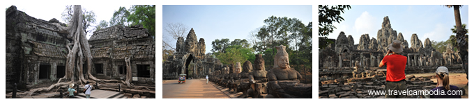 Siem Reap – Angkor Temples full day tour