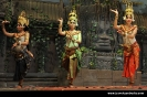 Royal ballet of Cambodia - intangible heritage